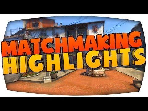 MATCHMAKING HIGHLIGHTS - 1080p60fps - German Highlights - CS:GO!