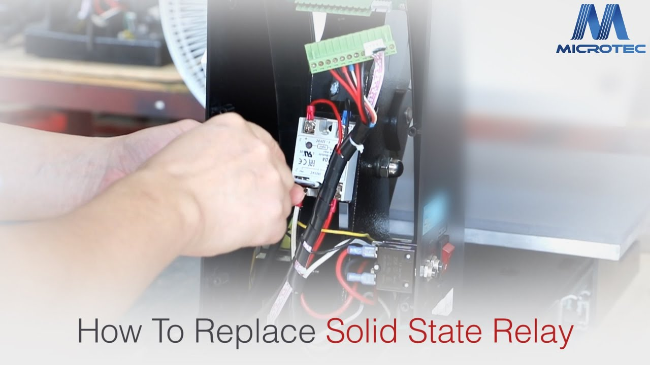 Electronic Relay Youtube Not Lossing Wiring Diagram Solid State Switch How To Replace Rh Com Electronics Schematic