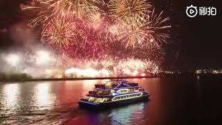 Any other nifty may fail to express the fantasy of the sparkling fireworks