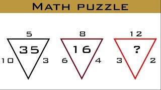 Can you Solve this Math Puzzle Game #5   Math Puzzles With Answers   Logic puzzle