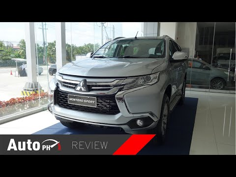 2018 Mitsubishi Montero Sport GLS - Exterior & Interior (Philippines)
