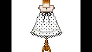 Платье на стояке в клетку #53