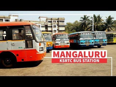 Mangaluru KSRTC Bus Stand, Dakshina Kannada District, Karnataka