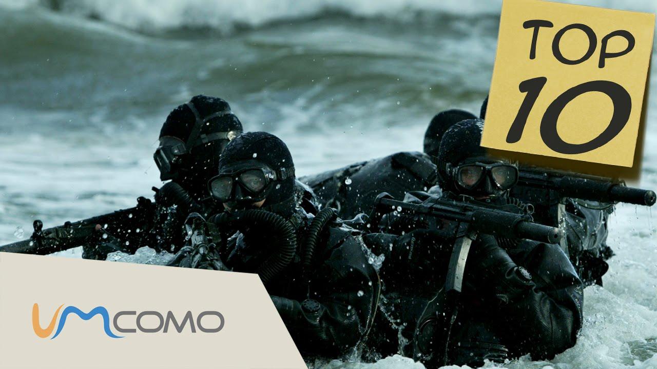 10 Exércitos Mais Poderosos do Mundo