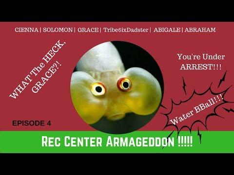 Tribe 6ix Family Vlog REC CENTER ARMAGEDDON !!!