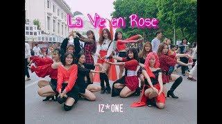 [KPOP IN PUBLIC CHALLENGE] IZ*ONE (아이즈원) - 라비앙로즈 (La Vie en Rose) - Dance Cover by W-Unit | Vietnam