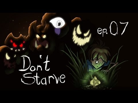 Don't Starve - Part 7 - Planting our Berry Garden!