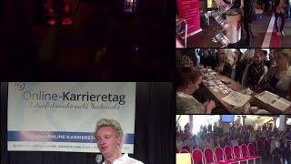 Online-Karrieretag 2013 in Hamburg. 2014 in München, Köln und Hamburg
