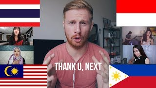 Ariana Grande - thank u, next // WHO SANG IT BETTER? (THAILAND/INDONESIA/MALAYSIA/PHILIPPINES)