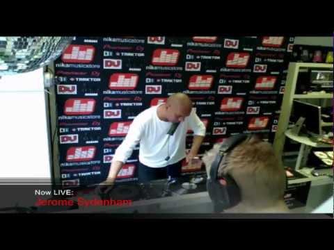 Jerome Sydenham @ Nika Music Store (MILANO) - 10.03.2012
