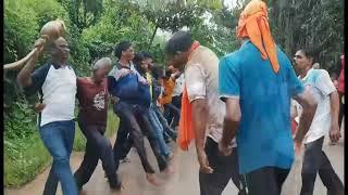 JANMASHTAMI IN KONKAN 🌴कोंकणात जन्माष्टमी #Covid #Konkankar #konkan #Viralvideo #Dahihandi #krishna