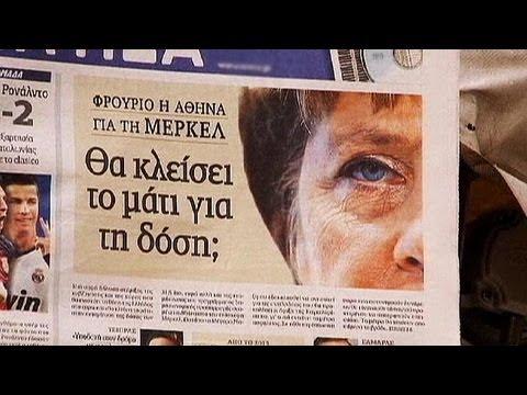 Греция будет добиваться репараций с Германии