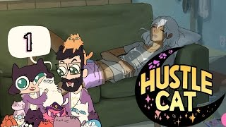 A totally normal job... HUSTLE CAT w/ Octopimp! Part 1