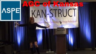 key Note Speaker, AGC of Kansas, ASPE Chapter 32 Kansas City Estimators