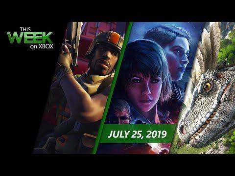 This Week on Xbox - Новые релизы и апдейты Single и Coop игр