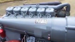 1998 Deutz BF6L913 Diesel engine