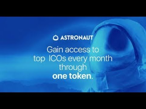 Astronaut Initial Token Offering Review