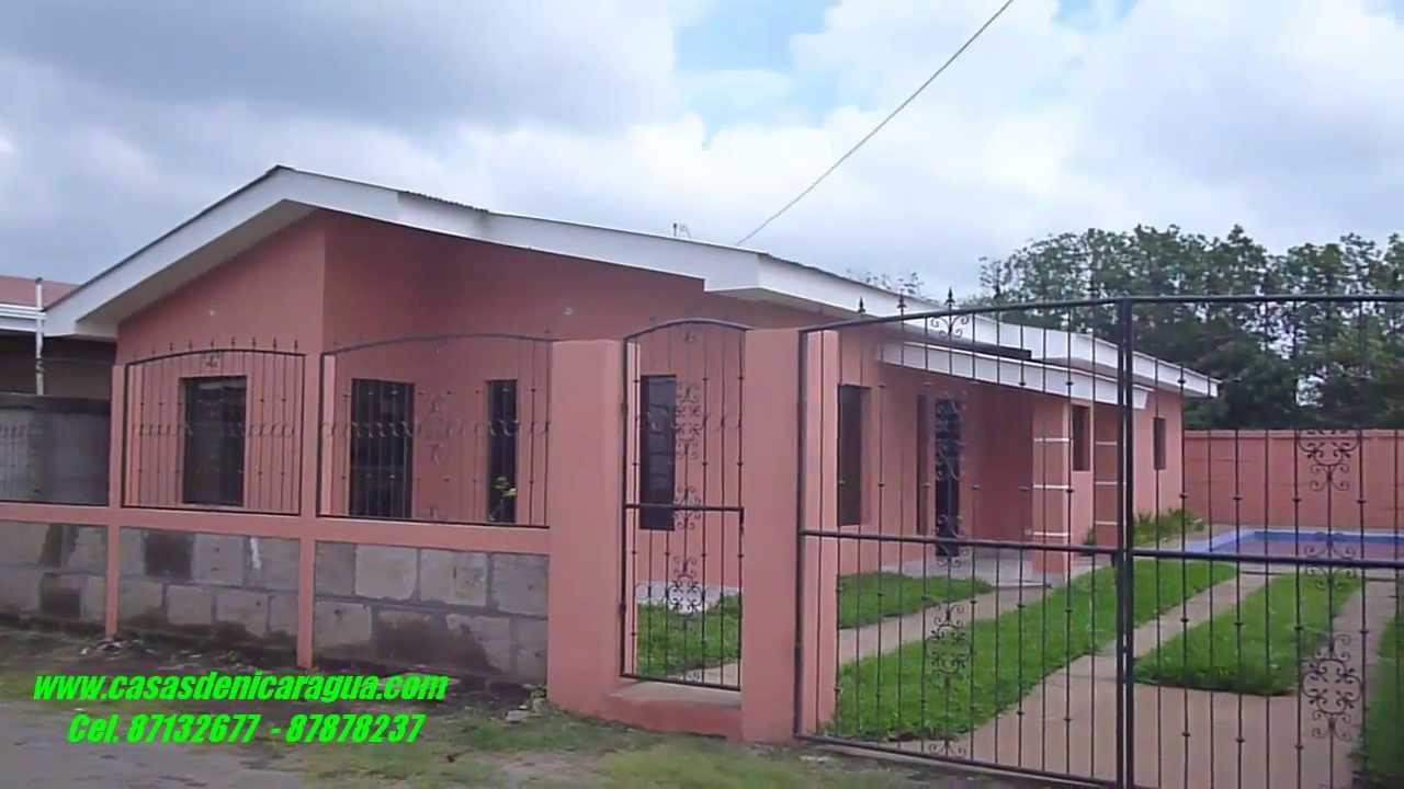 Casa En Venta En Managua Km11 Carretera Masaya Nicaragua Youtube