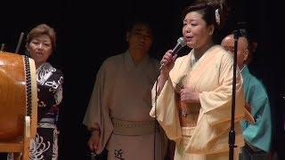 江州音頭 早波 美加 第四回 夏一番音頭Live 17.06.18