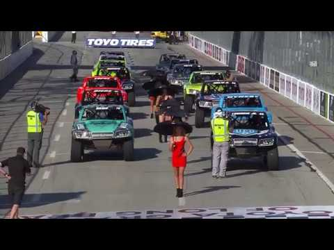 2018 Long Beach - Stadium SUPER Trucks - CBS Sports Network