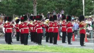 The Coldstream Guards in Hinode, Japan 2011 (2/2) 浦安復興祭