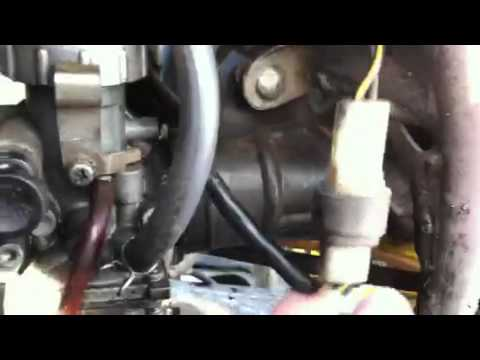 Yamaha blaster Fast Tors Removal video