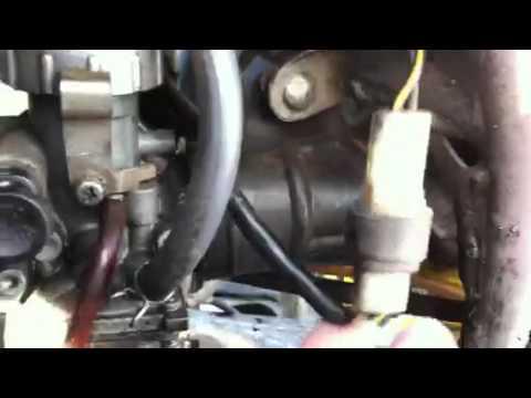 Yamaha blaster Fast Tors Removal video - YouTube