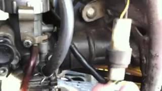 Yamaha blaster Fast Tors Removal video