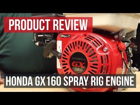 Honda GX 160 Skid Sprayer Engine