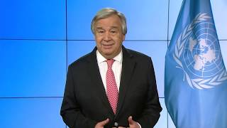"""""""Juntos superaremos el COVID-19"""", mensaje de António Guterres"""
