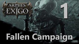 Armies of Exigo - Fallen Campaign | Mission 1: Ageless Ones