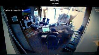 Download Video Raw Video: SUV Crashes Into Mansfield Massage Studio MP3 3GP MP4