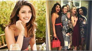 Emmys 2017: Priyanka Chopra is having a fun time with her girl gang