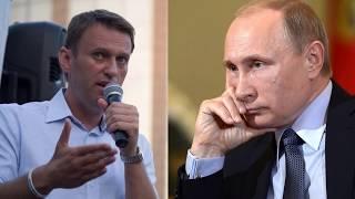 Алексей Навальный и ФБК подали в суд на Владимира Путина