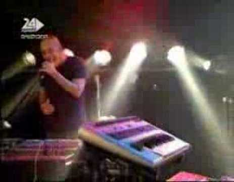 Infected Mushroom - Cities of the Future (Live)