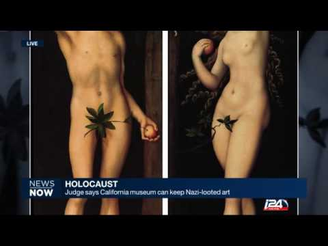 Holocaust: Judge says California museum can keep Nazi-looted art
