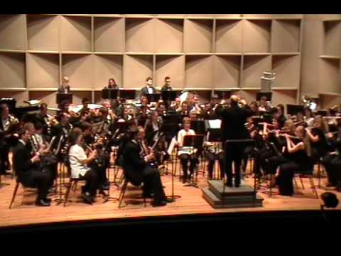 Morning, Noon and Night in Vienna -Suppe -Stony Brook University Wind Ensemble