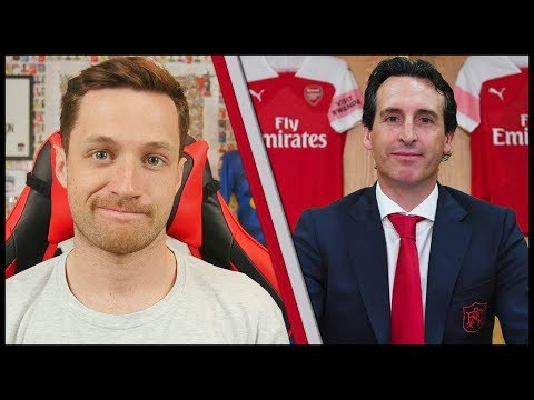 EMERY IS NEW ARSENAL MANAGER! - MY REACTION