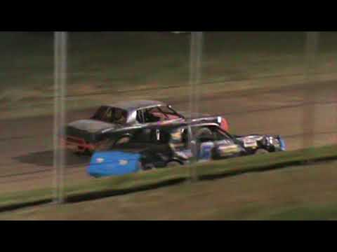 Factory Stock Feature 8-25-17 Humboldt Speedway Part 1