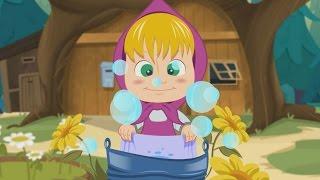La bella Lavanderina con Masha e Orso - Canzoni per bambini  e bimbi piccoli di Dolci Melodie Tv