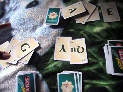 Como Jugar Scrabble Dash