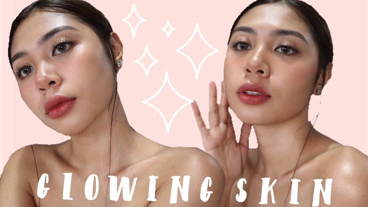 10 Skincare Tips For A Healthy Glowing Skin Road To Glass Skin In 2 Weeks By Lhianne Lauren Youtube