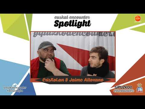 Entrevista a Jaime Altozano en el stream de la #GE12