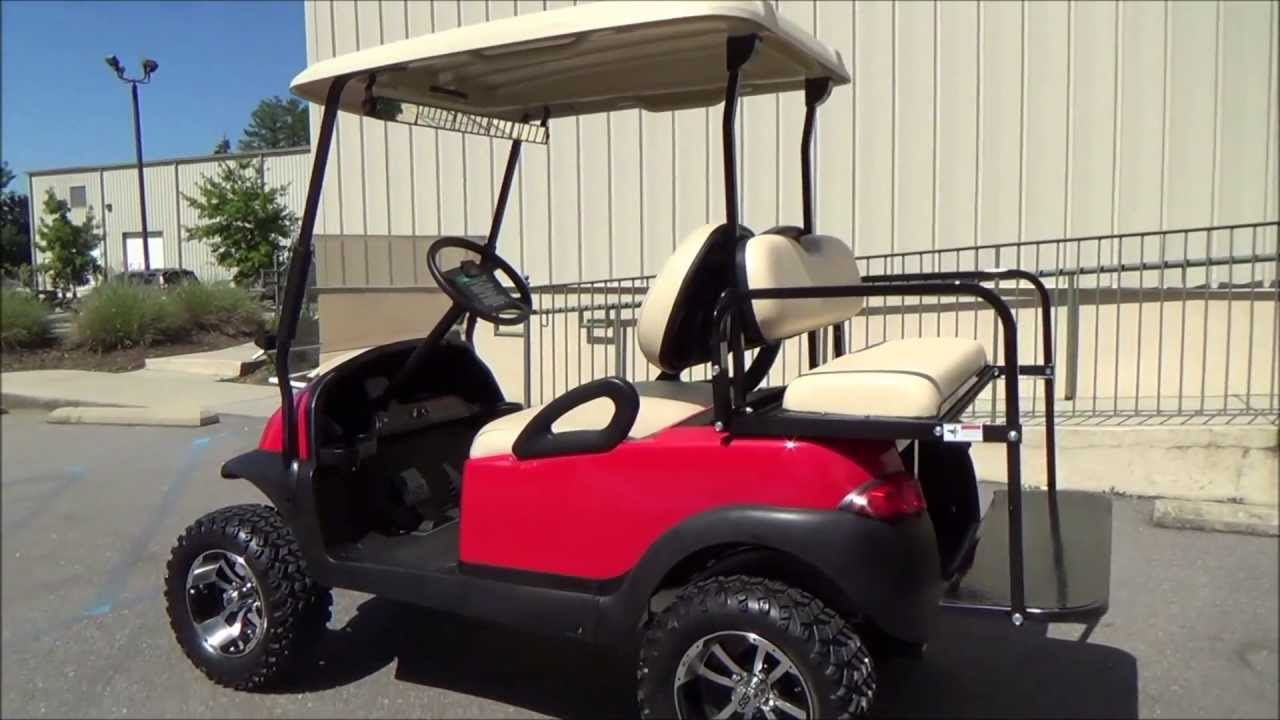 Used Golf Carts For Sale - King of Carts - YouTube