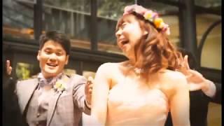 結婚式余興  嵐「愛を叫べ」リストランテASO