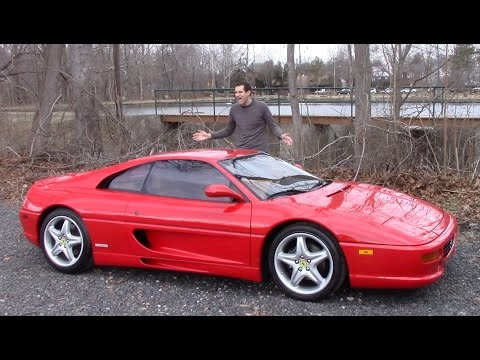 Thumbnail: Here's Why the Ferrari F355 Is (Almost) My Favorite Ferrari