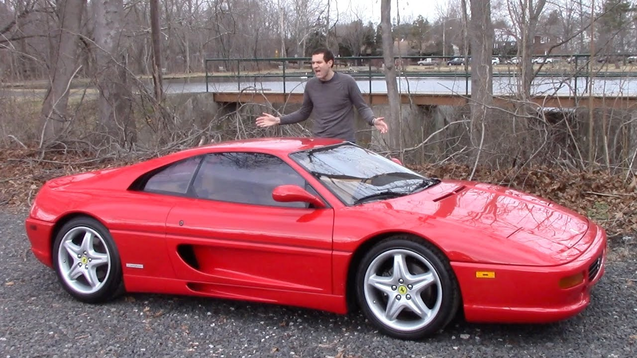 Here's Why the Ferrari F355 Is (Almost) My Favorite Ferrari