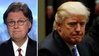 Byron York: Trump keeping eye on the ball in first days
