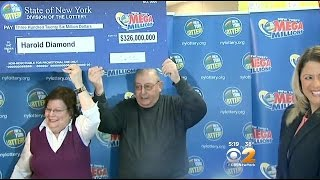 Retired Principal Becomes New York's Biggest Lottery Winner