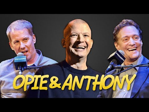 Opie & Anthony - Vince McMahon Killed In Limo Explosion